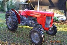Massey Ferguson 65 Tractor Mk 2