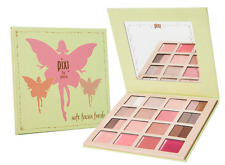 Pixi Soft Focus Fresh 20 Piece Summer Makeup Palette Eye Shadow Lip Gloss Blush
