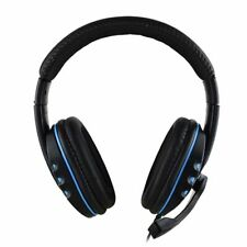 Over Ear Gaming Headphone Mobile Computer Subwoofer Earphone Replacement for PS4