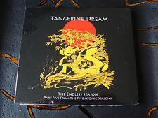Slip Album: Tangerine Dream : The Endless Season Digipak : Sealed
