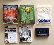 Adidas Championship Tie Break by Ocean - Sinclair ZX Spectrum cassette