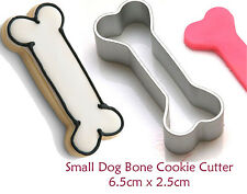 Dog Bone Small Alloy Cookie Cutter Biscuit Cake Decoration Paw Patrol Scooby Doo