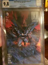 Dark Knight III: The Master Race #1 9.8 CGC Midtown Silvestri Edition