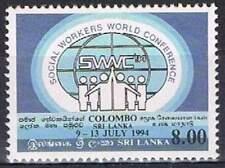 Sri Lanka postfris 1994 MNH 1057 - SWWC (n1)