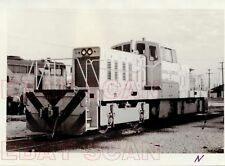 8H957 RP 1960S/70s GENERAL ELECTRIC CO GE RAILROAD LOCOMOTIVE #3