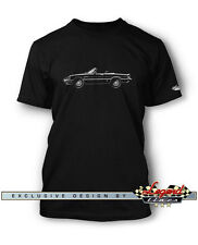 Alfa Romeo Spider Veloce 1982 - 1989 T-Shirt for Men - Multiple Colors and Sizes