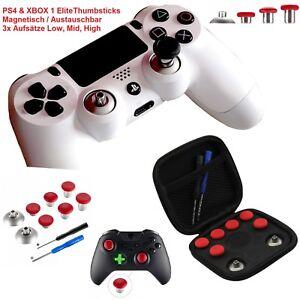 Elite Thumbstick Modding Set | PS4 & XBOX 1 Controller | Magnetisch Austauschbar