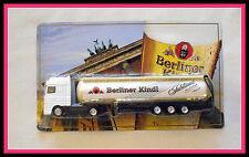 DAF Tanklastzug Truck Berliner Kindl Jubiläums Pilsner !  NEU,OVP