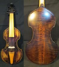 "Hand made Gamba SONG Maestro 7 string 15 1/2"" viola da gamba #9473"