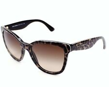 Dolce and Gabbana Sunglasses 4190 Leopard 1995/13 Authentic 54-19-140