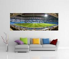 Real Madrid Estadio Santiago Bernabéu Gigante Pared Arte Imagen Foto impresión Cartel
