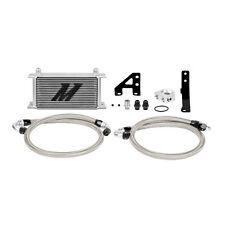 Mishimoto Oil Cooler Kit - Silver - fits Subaru Impreza STi - 2015-