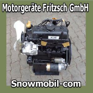 Dieselmotor Motor Mitsubishi K3E 1062ccm 25PS BHKW gebraucht Diesel