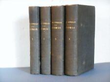 A de Humboldt . COSMOS - 1848 - 1859 . 4 vols.