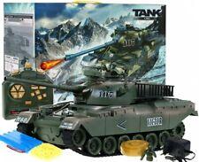 1:18 TANK M-60 Panzerkampfwagen fernbedienung Kampfpanzer Kampf 2.4GHz NEU OVP
