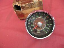 NOS Auto Union DKW Audi VDO Speedometer