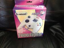 Sega Dreamcast Controller new in box power fighter Nuby