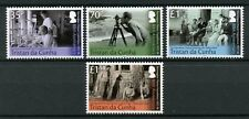 Tristan da Cunha 2017 MNH Norwegian Expedition 80th 4v Set Exploration Stamps