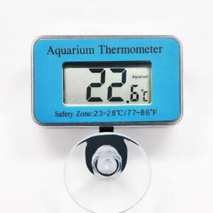 # Thermomètre Digital LCD Poisson Aquarium Marine Vivarium  -50°C A +70°C Neuf