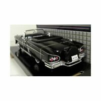 Chevrolet Impala 1958 - Black,  Classic, Model Car, Motormax 1/24