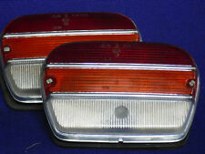 FIAT 1500 C FANALI POSTERIORI TAIL LIGHTS BELLU'