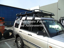 Deluxe Steel Roof Rack 2200x1350mm for  Land Rover Discovery 1 Discovery 2