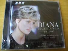 DIANA THE BBC RECORDING FUNERAL SERVICE CD  DECCA