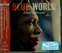 JOHN COLTRANE-BLUE WORLD: MJUSIC FROM LE CHAT DANS LE SAC-JAPAN SHM-CD F30