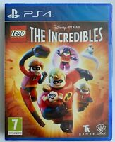 Lego The Incredibles (PlayStation 4 /Ps4) New and Sealed Tell Tale Games