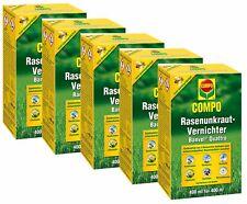 Sparset: 5 x COMPO Rasenunkraut-Vernichter Banvel® Quattro, 400 ml