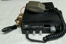 Vintage Comstat 525 40 Channel CB Lafayette  Made May 1978