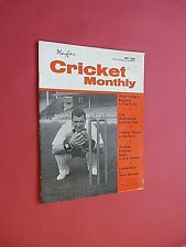 PLAYFAIR CRICKET MONTHLY. MAY 1968. ILLUSTRATED MAGAZINE.