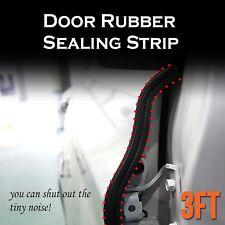 3Ft Door WeatherStrip Rubber Wind Sill Strip Noisse Guard for Mercedes BENZ