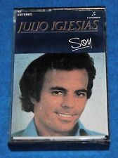 Soy, Julio Iglesias Cassette (Spanish), Complete & Tested
