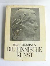 Die Finnische Kunst. Onni Okkonen. 1943
