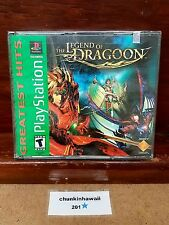 The Legend of Dragoon (Greatest Hits PlayStation 1) BRAND NEW / SEALED
