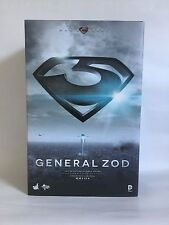 Man Of Steel General Zod 1/6 Scale Action Figure MMS216 By Hot Toys