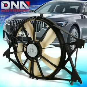 FOR 2011-2018 RAM TRUCK 1500 2500 FACTORY STYLE RADIATOR COOLING FAN ASSEMBLY