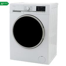 Sharp ES-GFB8147W3-DE Waschmaschine, 8 kg, 1400 U/Min., A+++ 12 Min KURZPROGRAMM