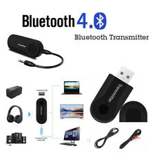 USB Bluetooth 4.0 Transmitter Receiver Adapter For TV PC Car AUX Speaker Dongles