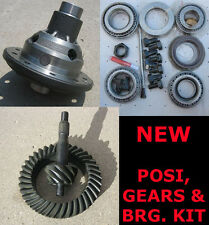 """9"""" Ford Trac-Lock Posi 28 - Gear - Bearing Kit Package - 3.70 Ratio - 9 Inch NEW"""