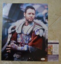 Russell Crowe Signed 11x14 Photo w/ JSA COA #M09968 + Proof Gladiator