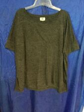 Old Navy Light Knit Short Sleeve Sweater Top Woman's Large