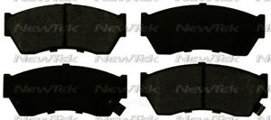 Disc Brake Pad Set Front Auto Extra AXMD451