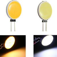 G4 Mini 30 LED 12V AC/DC COB Light 7W Spot Lamp Bulb Cool/Warm White Bulbs New