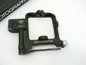 Rolleimeter for parts.