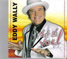 Eddy Wally-Wat Ik Voel cd single
