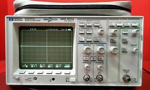 HP / Agilent 54645D US40050618 Mixed Signal Oscilloscope