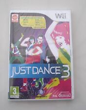 JUST DANCE 3 WII PAL