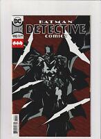 Detective Comics #990 NM- 9.2 Foil Cover DC Comics Batman